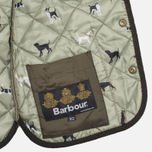Barbour Fauntleroy Children's Jacket Olive photo- 7