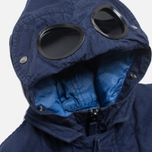 Детская куртка C.P. Company U16 Cotton Nylon Goggle Jacket Navy фото- 1
