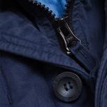C.P. Company U16 Cotton Nylon Goggle Children's Jacket Navy photo- 2