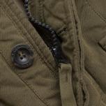 C.P. Company U16 Cotton Nylon Goggle Children's Jacket Olive photo- 2