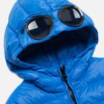 Детская куртка C.P. Company U16 Goggle Down Jacket Blue фото- 1
