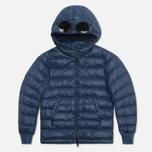 Детская куртка C.P. Company U16 Goggle Down Jacket Navy фото- 0