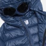 Детская куртка C.P. Company U16 Goggle Down Jacket Navy фото- 2