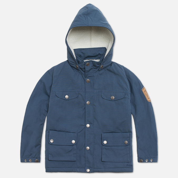 Детская куртка Fjallraven Greenland Winter Uncle Blue