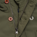 Fred Perry Mountain Parka  Wadded Children's Jacket Thorn photo- 2
