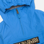 Детская куртка Napapijri Rainforest Summer Brillant Blue фото- 1