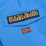 Детская куртка Napapijri Rainforest Summer Brillant Blue фото- 3