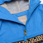 Детская куртка Napapijri Rainforest Summer Brillant Blue фото- 2