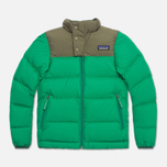 Patagonia Down Children's Jacket Tumble Green photo- 0