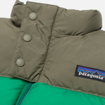 Patagonia Down Children's Jacket Tumble Green photo- 1