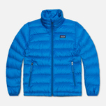 Детская куртка Patagonia Down Sweater Andes Blue фото- 0