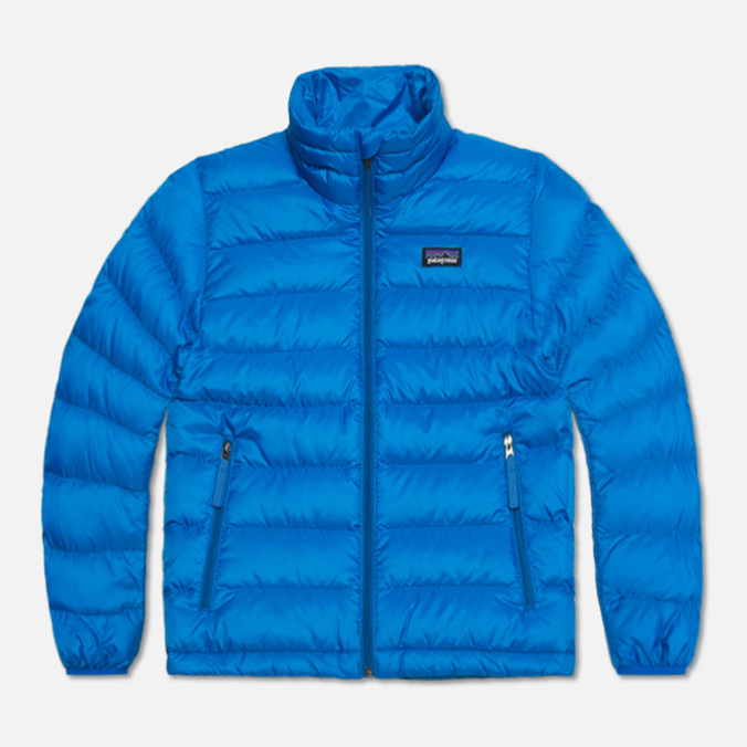 Детская куртка Patagonia Down Sweater Andes Blue