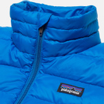 Детская куртка Patagonia Down Sweater Andes Blue фото- 1