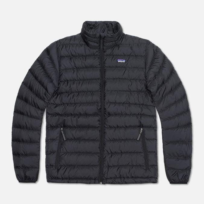 Patagonia Down Sweater Children's Jacket Black