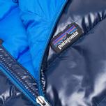 Детская куртка Patagonia Hi-Loft Down Sweater Classic Navy фото- 2