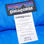 Детская куртка Patagonia Hi-Loft Down Sweater Classic Navy фото- 7