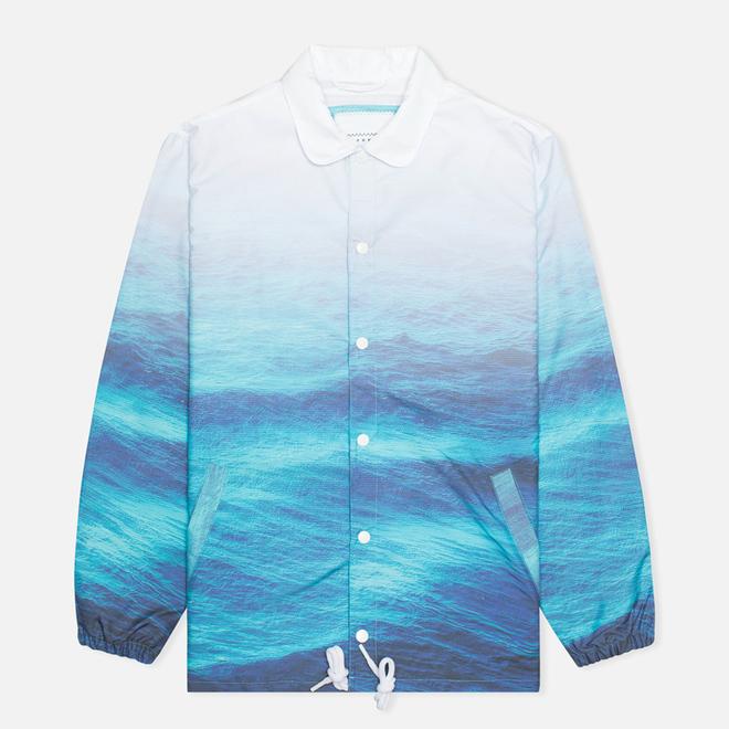 Мужская куртка Kommon Universe Apex Coach Blue