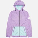 Мужская куртка ветровка Kommon Universe Cosmic Shell Lilac фото- 0