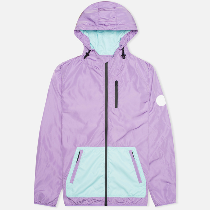 Мужская куртка ветровка Kommon Universe Cosmic Shell Lilac