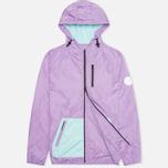 Мужская куртка ветровка Kommon Universe Cosmic Shell Lilac фото- 1