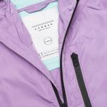 Мужская куртка ветровка Kommon Universe Cosmic Shell Lilac фото- 3