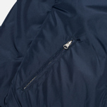 Мужская куртка бомбер Kommon Universe Frequency Bomber Navy фото- 5