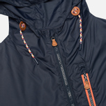 Мужская куртка ветровка Kommon Universe Galactic Shell Navy фото- 2