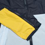 Мужская куртка ветровка Kommon Universe Galactic Shell Navy фото- 5