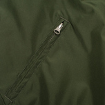 Мужская куртка бомбер Kommon Universe Sphere Bomber Dark Green фото- 8