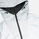 Мужская куртка ветровка Kommon Universe Velocity Reflective Grey фото- 2