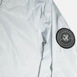 Мужская куртка ветровка Kommon Universe Velocity Reflective Grey фото- 3