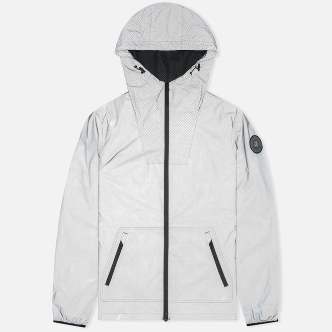 Мужская куртка ветровка Kommon Universe Velocity Reflective Grey