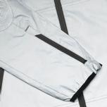 Мужская куртка ветровка Kommon Universe Velocity Reflective Grey фото- 4