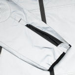 Мужская куртка ветровка Kommon Universe Velocity Reflective Grey фото- 5