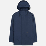 Мужская куртка парка Lacoste Hooded Parka Infinity Blue фото- 0