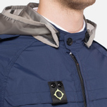 MA.Strum Frost Hooded P-Jacket Cool Navy photo- 6