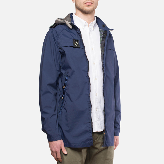 MA.Strum Frost Hooded P-Jacket Cool Navy