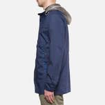 MA.Strum Frost Hooded P-Jacket Cool Navy photo- 2
