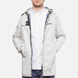 MA.Strum Frost Hooded P-Jacket Merchant White photo- 5