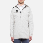 MA.Strum Frost Hooded P-Jacket Merchant White photo- 14