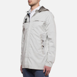 MA.Strum Frost Hooded P-Jacket Merchant White photo- 1