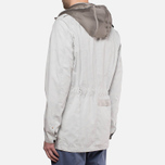 MA.Strum Frost Hooded P-Jacket Merchant White photo- 3