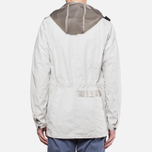 MA.Strum Frost Hooded P-Jacket Merchant White photo- 4