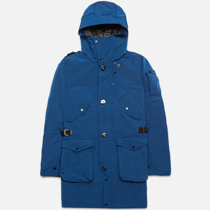 Мужская куртка MA.Strum JO-01 Parka Northern Blue