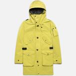 Мужская куртка MA.Strum JO-01 Parka Sulphur Gold фото- 0
