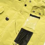 Мужская куртка MA.Strum JO-01 Parka Sulphur Gold фото- 4