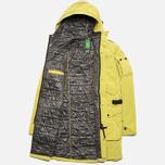 Мужская куртка MA.Strum JO-01 Parka Sulphur Gold фото- 2
