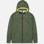 MA.Strum Standard Kit Packable Rain Tunic Jacket Kombu Green photo- 0