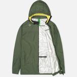 MA.Strum Standard Kit Packable Rain Tunic Jacket Kombu Green photo- 1