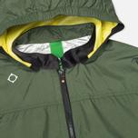 MA.Strum Standard Kit Packable Rain Tunic Jacket Kombu Green photo- 2